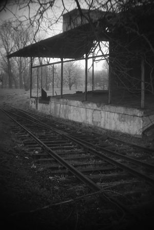 End Of The Tracks - Auschwitz I