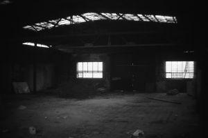 Abandoned Warehouse 2 - Auschwitz I