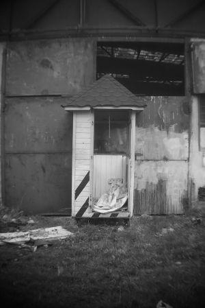Abandoned Warehouse 5 - Auschwitz I