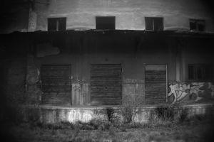Abandoned Warehouse 9 - Auschwitz I