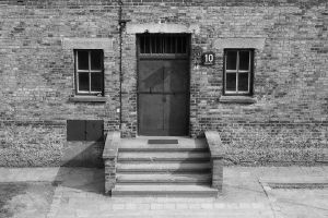 Block 10 Medical Building - Auschwitz I