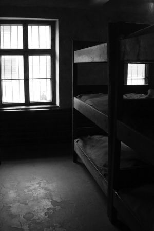 Sleeping For Prisoners Awaiting Trial - Auschwitz I