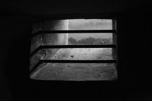 Starvation Cell - Block 11 - Auschwitz I