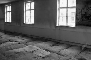 Laborers Sleep Room - Auschwitz I