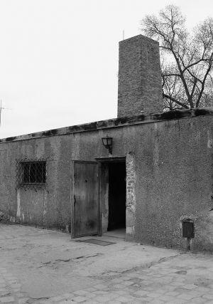 Morgue Turned Murder Machine - Auschwitz I