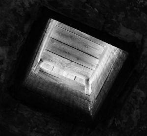 Zyklon B Hole - Auschwitz I