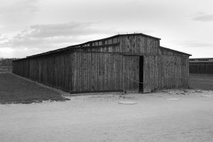 Stolen Property Block - Auschwitz II - Birkenau