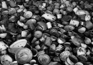 Stolen Cups - Auschwitz I
