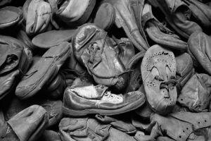 Stolen Shoes - Auschwitz I
