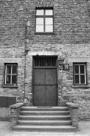 Block 10 - Auschwitz I