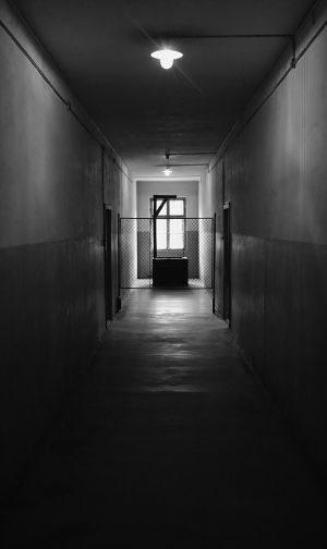 At The End Of The Hallway - Auschwitz I