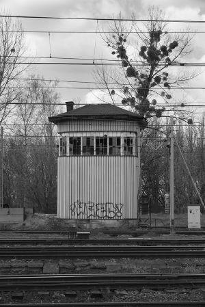 Before The Judenrampe - Auschwitz I %26 II