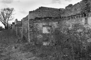 Judenrampe Warehouses - Auschwitz I %26 II