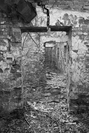 Kartoffellagerhallen Labyrinth - Judenrampe Warehouse - Auschwitz I %26 II