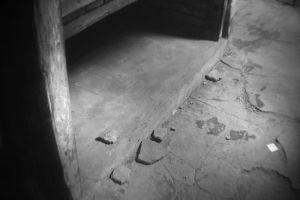 Crumbling - Auschwitz II - Birkenau